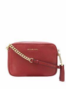 Michael Michael Kors large Whitney shoulder bag - Red