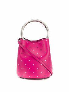 Marni Pannier studded bag - Pink