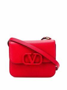 Valentino Valentino Garavani VSLING small shoulder bag - Red