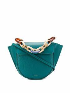 Wandler Hortensia tote bag - Blue