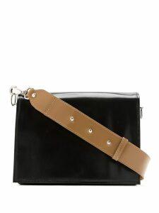 Uma Raquel Davidowicz Scriba leather shoulder bag - Black