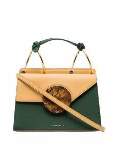 Danse Lente Phoebe cross-body bag - Green