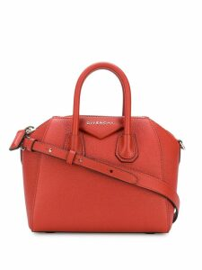 Givenchy mini Antigona tote - ORANGE