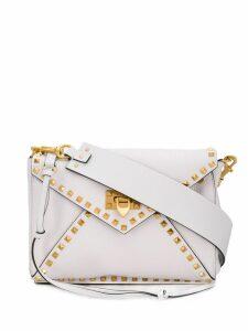 Valentino Valentino Garavani Rockstud shoulder bag - White