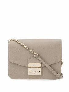 Furla Metropolis shoulder bag - Neutrals
