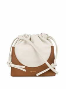 Yuzefi Pouchy bucket bag - Neutrals