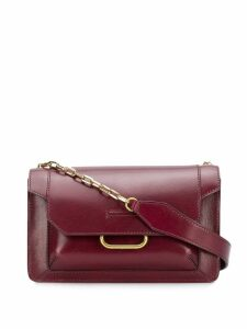 Isabel Marant Skamy shoulder bag - Red