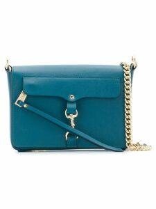 Rebecca Minkoff mini M.A.C. crossbody bag - Blue