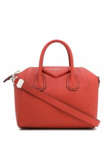 Givenchy Antigona small tote - Orange