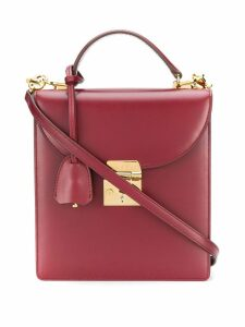 Mark Cross Uptown tote - Red