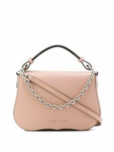 Calvin Klein Americana shoulder bag - Pink