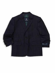 Little Boy's & Boy's Classic Sportscoat