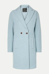 J.Crew - Daphne Wool-felt Coat - Light blue