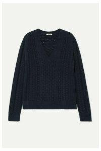 Jason Wu - Cable-knit Sweater - Navy