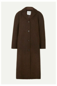LE 17 SEPTEMBRE - Wool-blend Coat - Brown