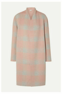 By Malene Birger - Carolas Wool-blend Felt Coat - Blush
