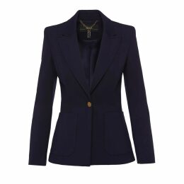 Aysha Louise - Red Curved Dress