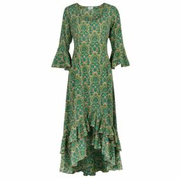 Isabel Manns - Xenia Dress In Midnight Sky