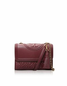Tory Burch Designer Handbags, Fleming Small Convertible Shoulder Bag