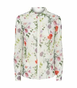 Shivany Hedgerow Floral Print Blouse