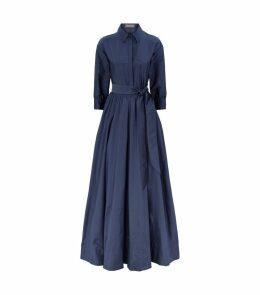 Tie-Waist Gown
