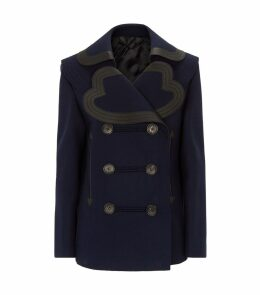 Heart Collar Coat