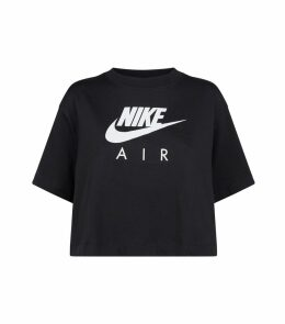 Air Logo Crop T-Shirt
