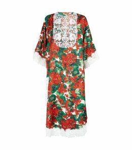 Portofino Print Dress