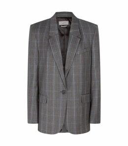 Verix Check Blazer