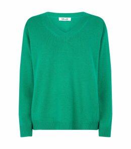 Wool-Cashmere Kat Sweater