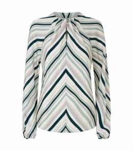 Striped Pemu Blouse