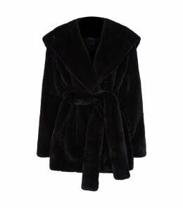 Reyna Mink Fur Jacket