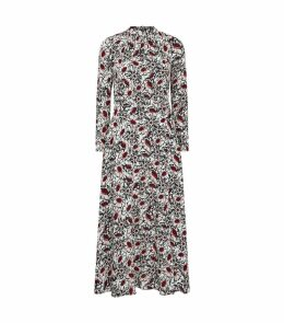 Winterbloom Floral Dress