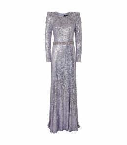 Georgia Sequin Gown