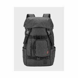 Nixon Landlock 20L Skatepack - Black (One Size Only)