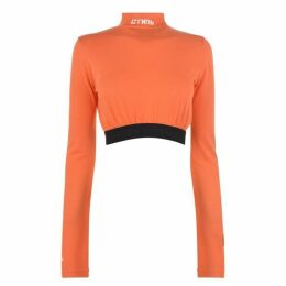 Heron Preston Heron CTNMB Crop Top Ld00