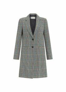 Tilda Coat Grey Multi 16