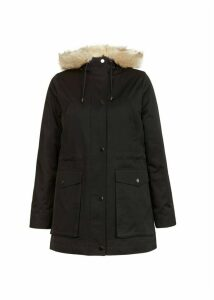 Florence Coat Black