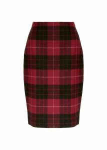 Daphne Skirt Red Black 18