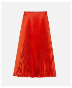 Stella McCartney Orange Alpha Skirt, Women's, Size 12
