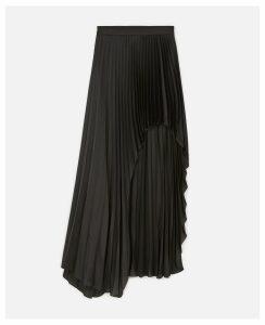 Stella McCartney Black Allora Skirt, Women's, Size 16