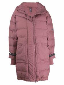 Adidas By Stella Mccartney oversized puffer jacket - Pink