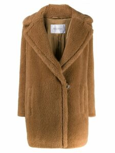Max Mara oversized coat - Brown