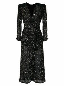 Nk Antares Malu midi dress - Black