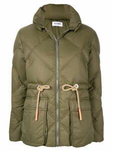 LU MEI Eltham jacket - Green