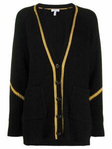 Escada Sport V-neck button cardigan - Black