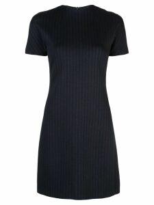 Theory striped Dolman shift dress - Blue
