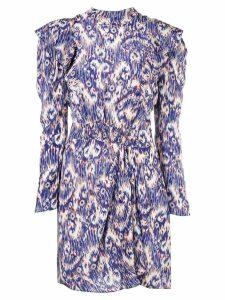 Isabel Marant Étoile Yoana dress - Blue