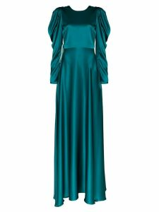 Roksanda Tala silk maxi dress - Blue