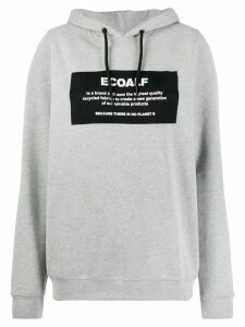 Ecoalf Belize hoodie - Grey